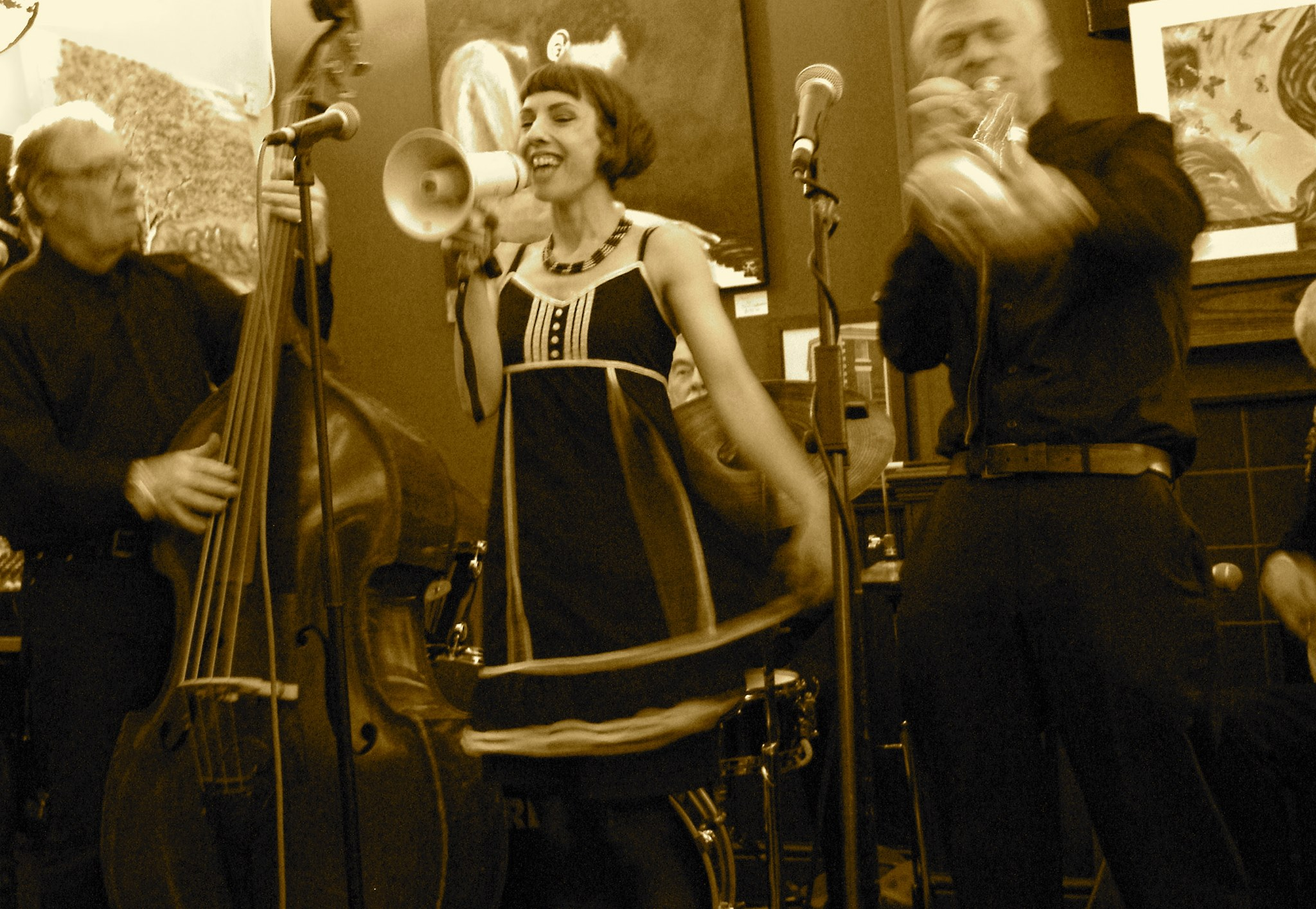 Downtown Dixieland Band Profile Pic