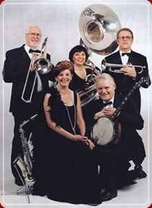 Eureka Jazz Band Profile Pic