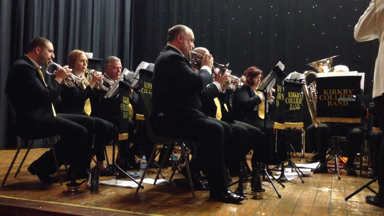 Kirkby Colliery Band Profile Pic