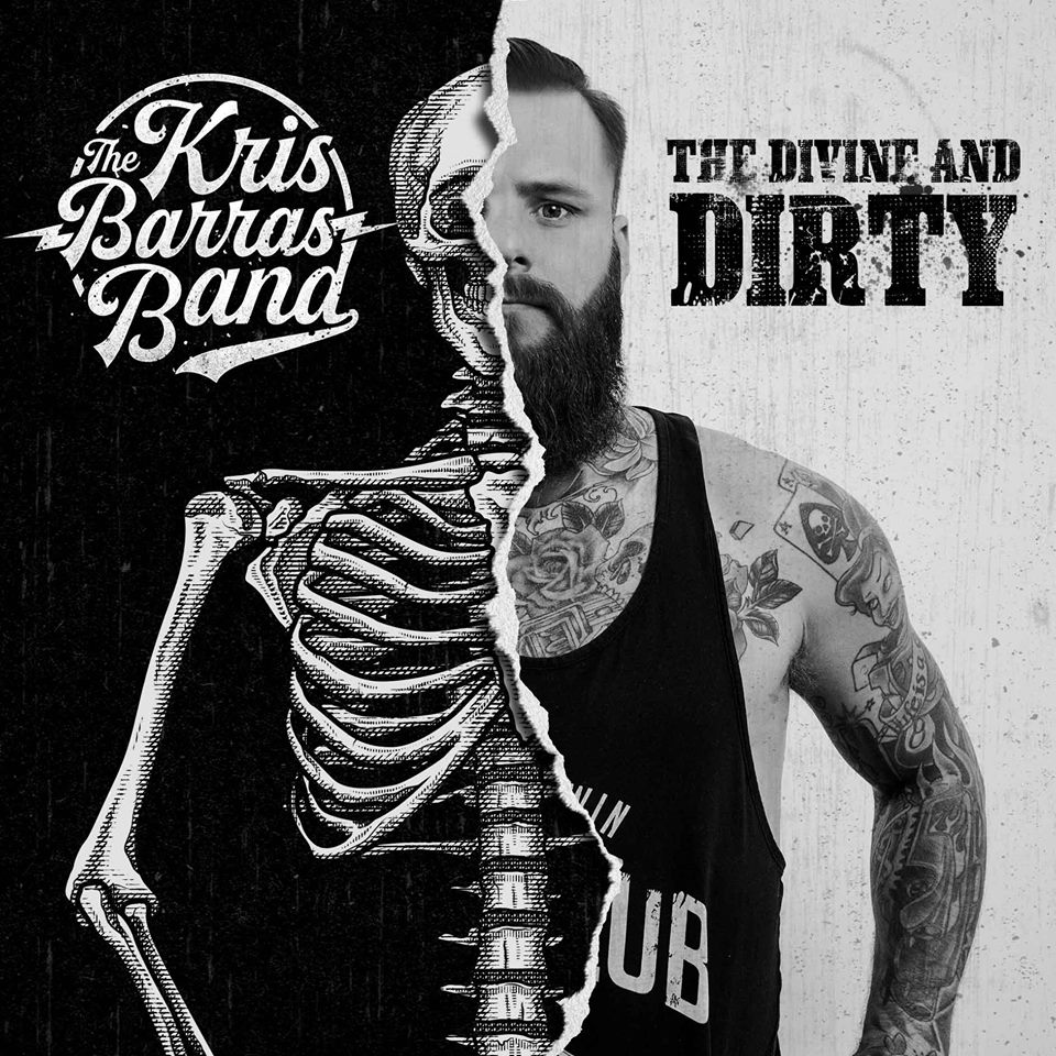 Kris Barras Band Profile Pic