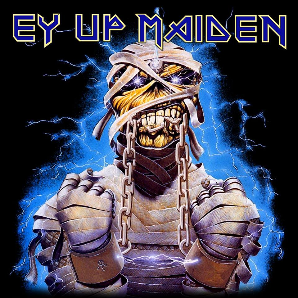 Ey Up Maiden Profile Pic