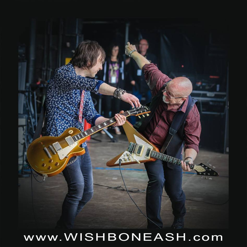 Wishbone Ash Profile Pic