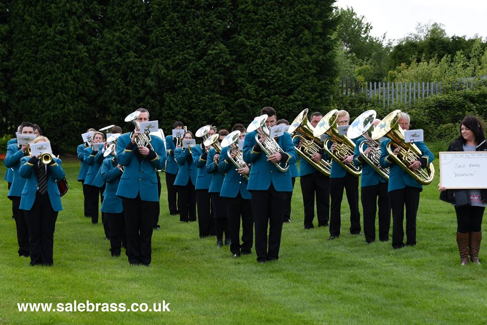 Sale Brass Band Profile Pic