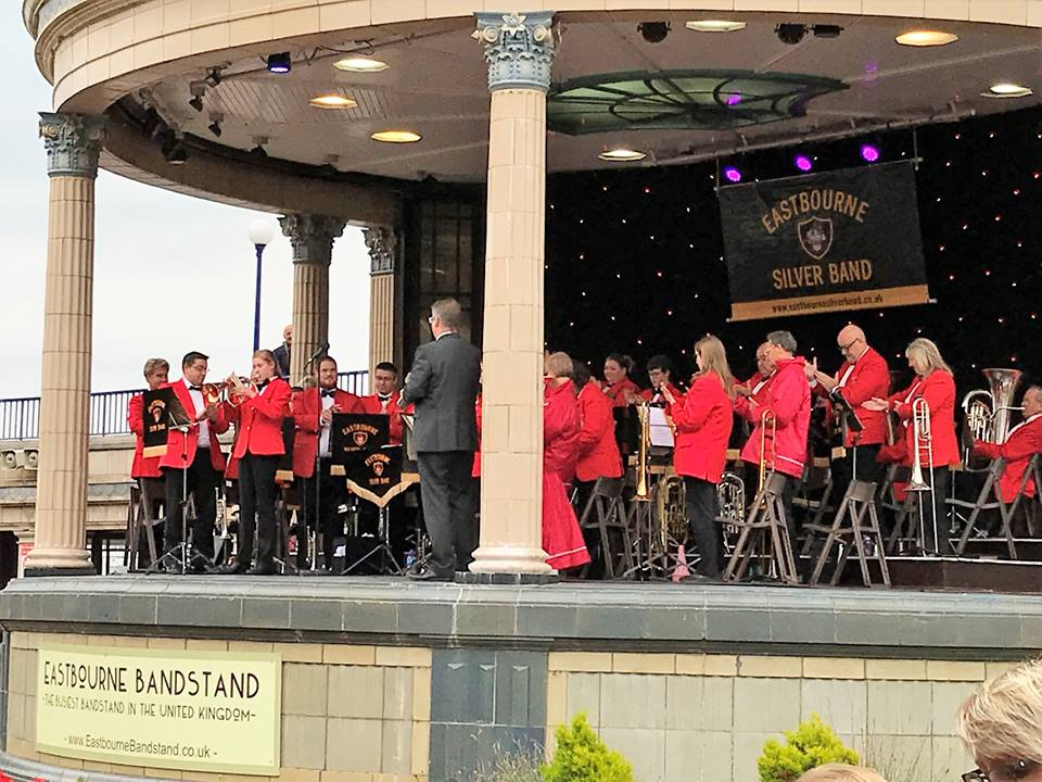 Eastbourne Silver Band Profile Pic