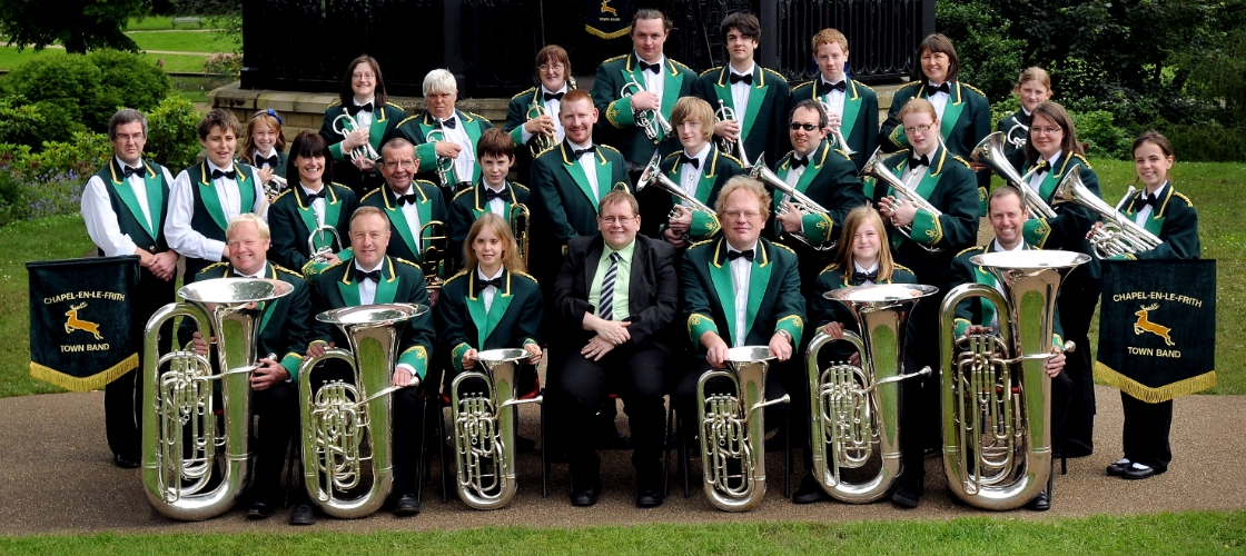 Chapel-en-le-Frith Town Band Profile Pic