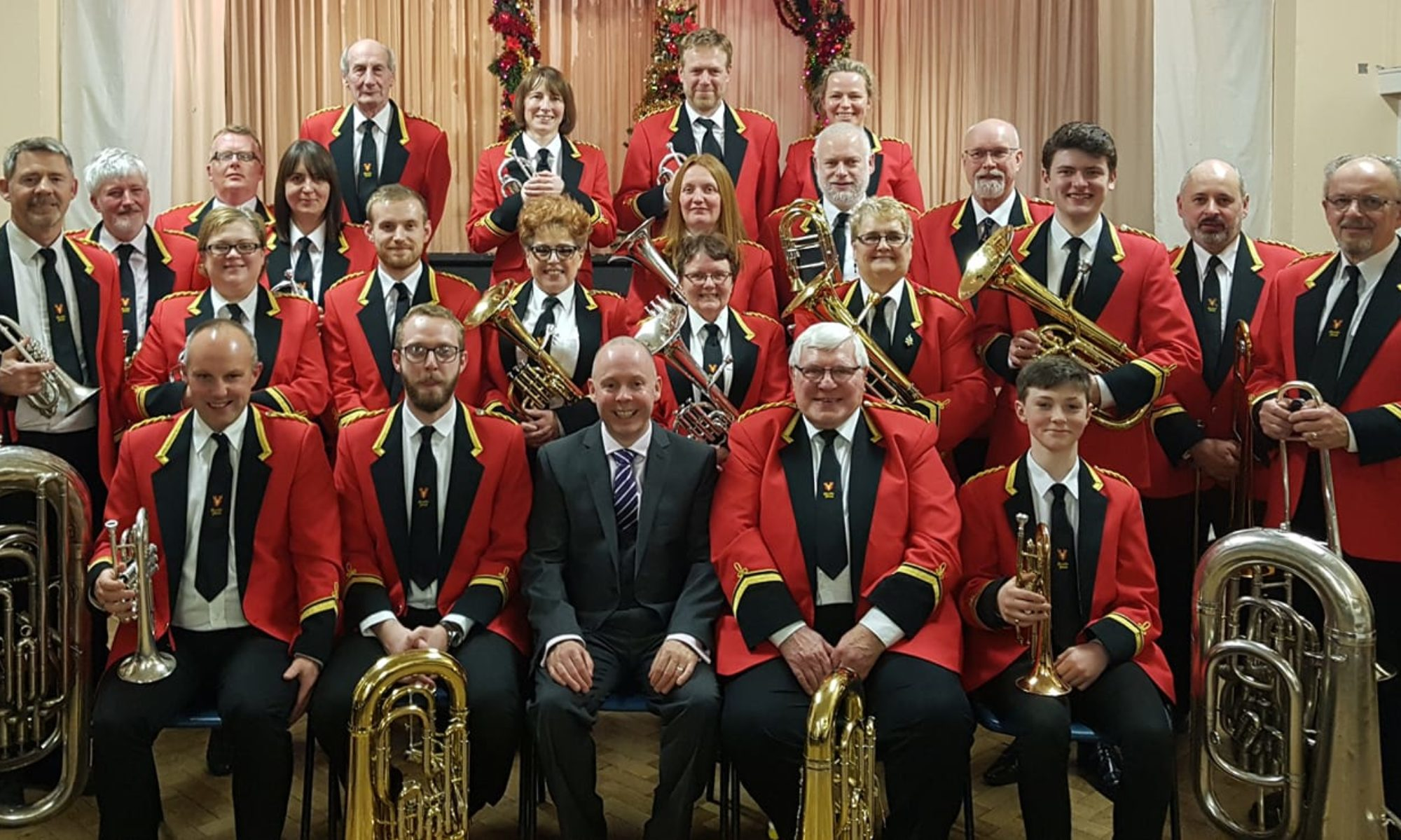 Brindle Brass Band Profile Pic