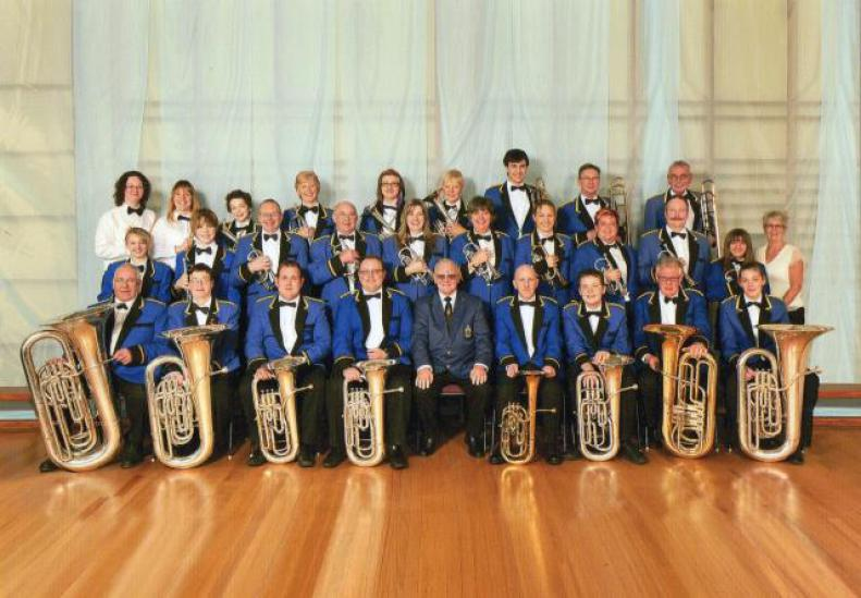 Fairfield (Buxton) Band Profile Pic