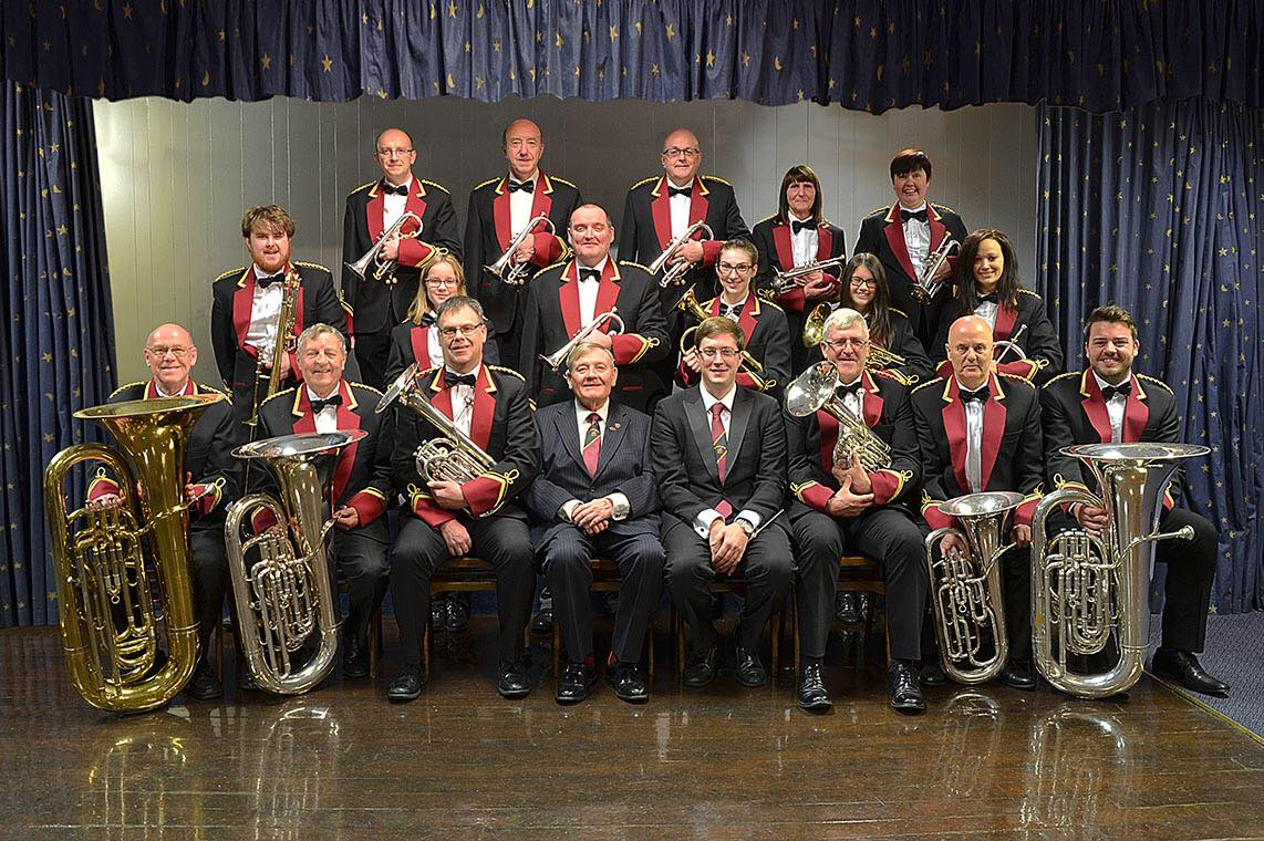 St. John's Mossley Band Profile Pic