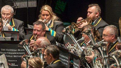 Vernon Building Society Poynton Band Profile Pic