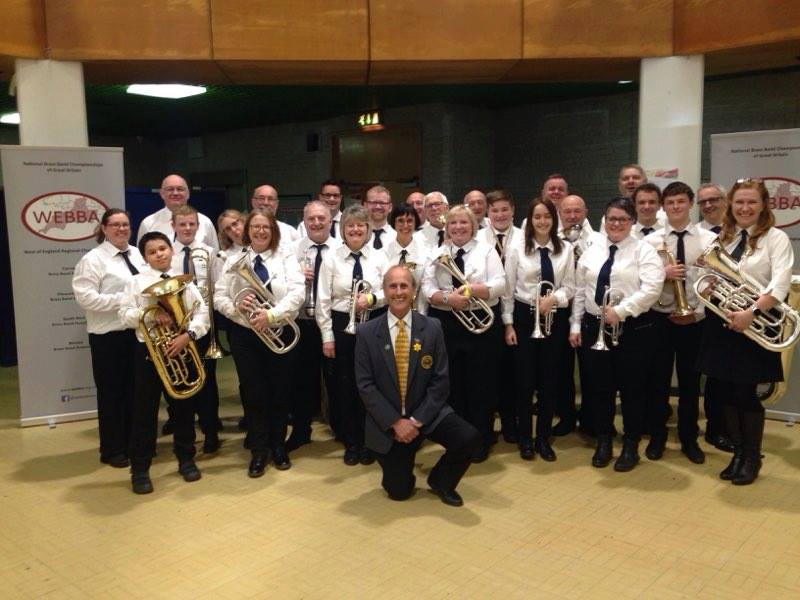Lydney Town Band Profile Pic