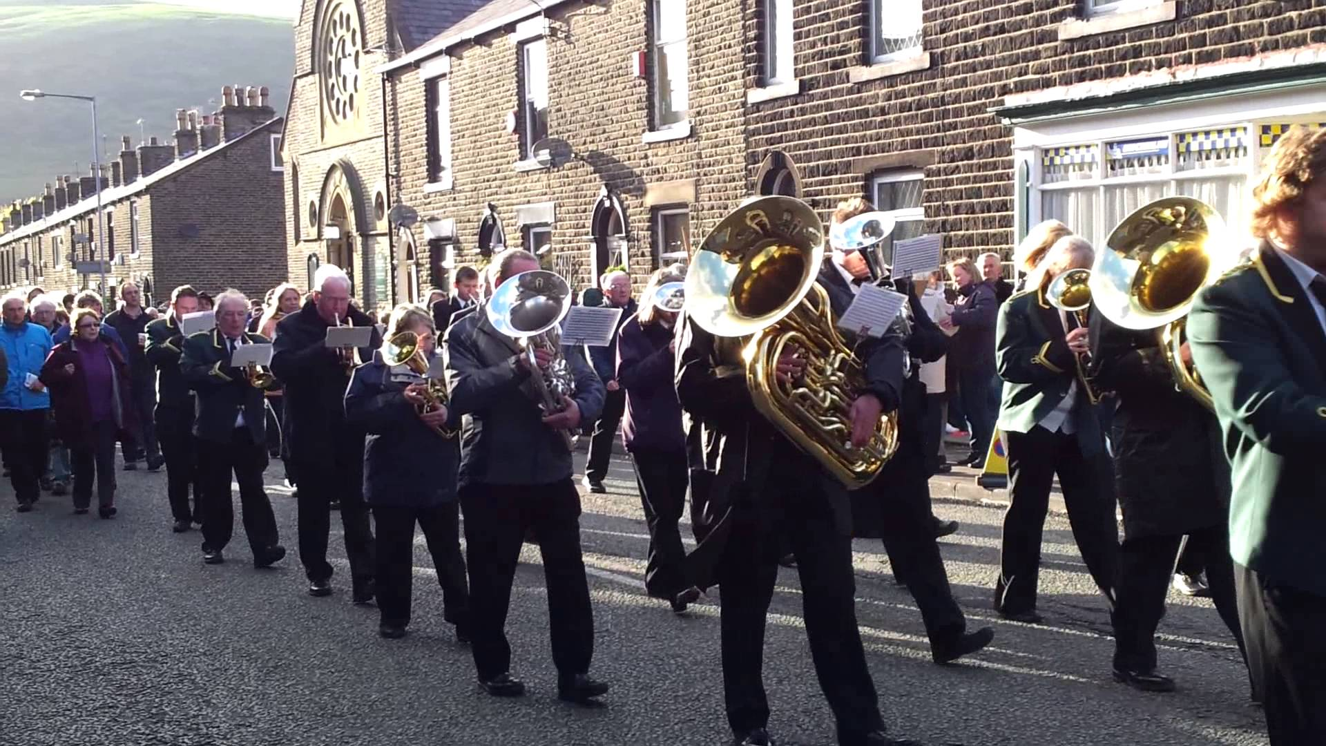 Lydgate Brass Band Profile Pic