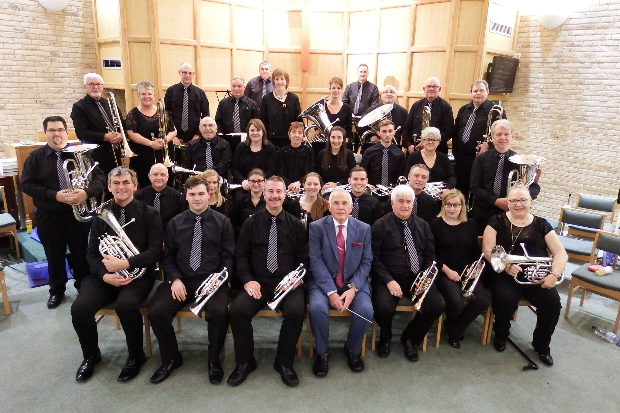 Rogerstone Community Band Profile Pic