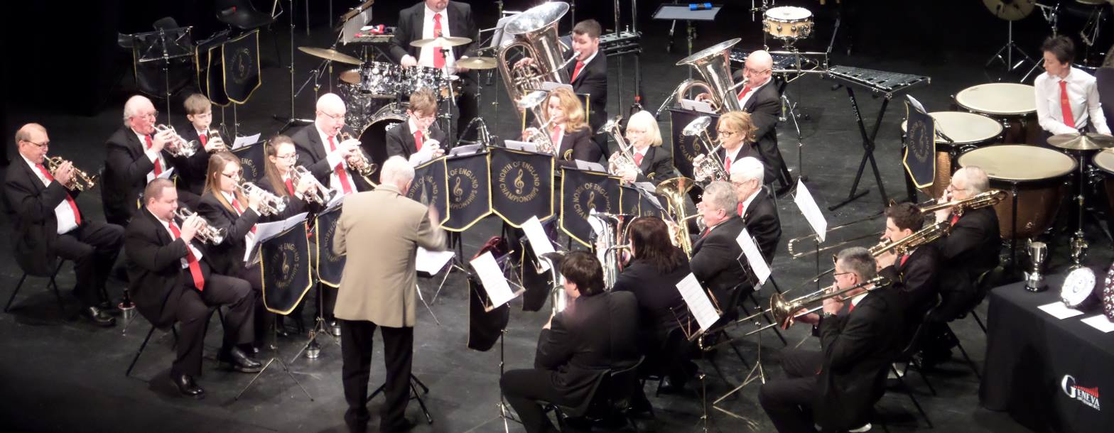 Craghead Colliery Band Profile Pic