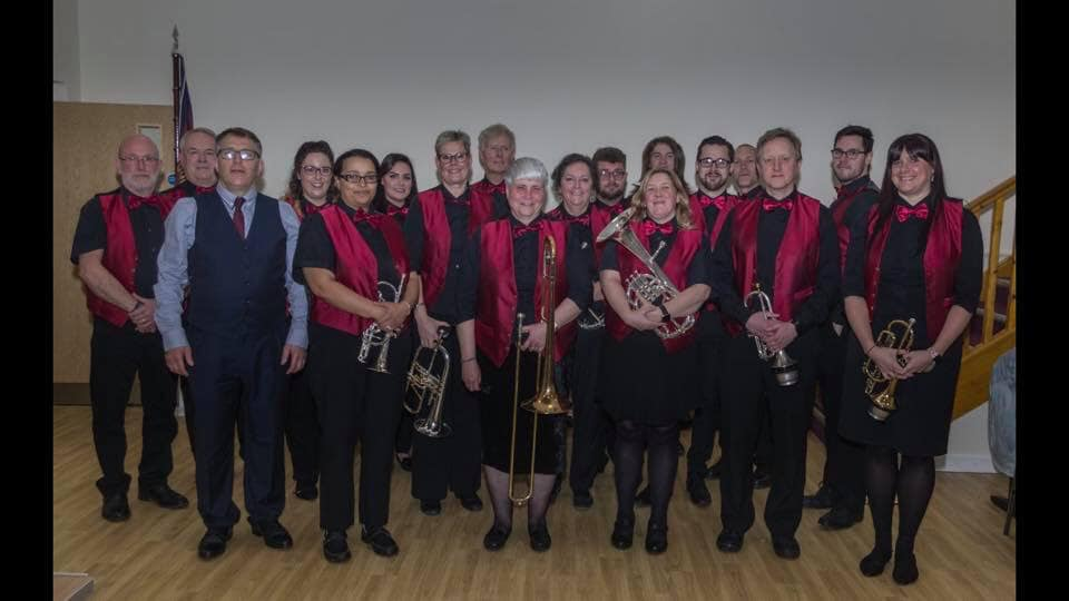 City of Wolverhampton Brass Band Profile Pic