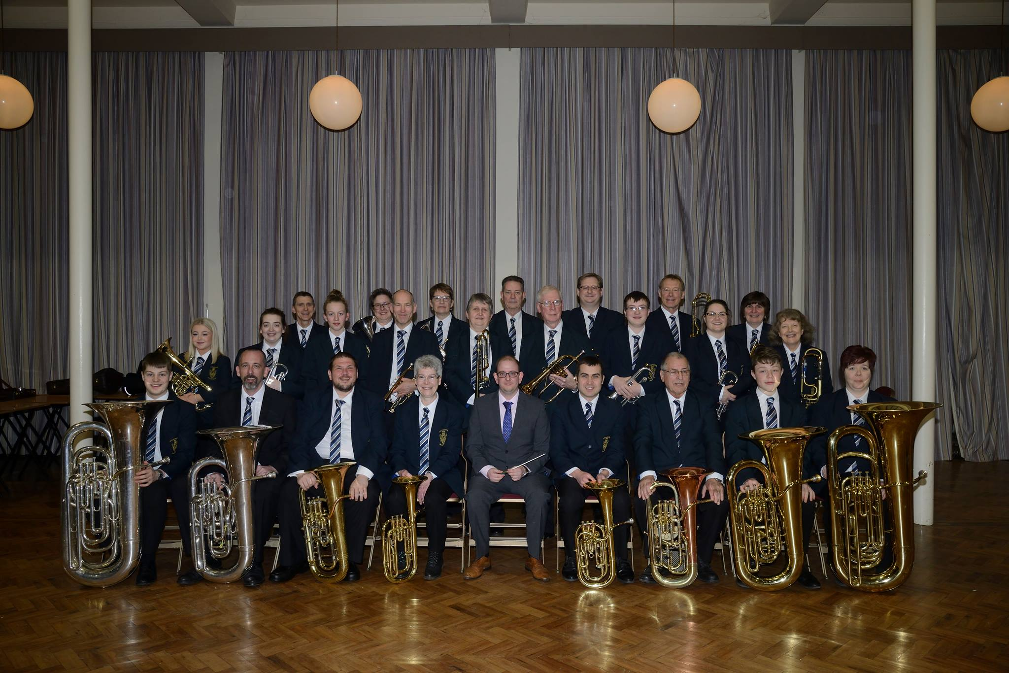 Wellington (Telford) Brass Band Profile Pic