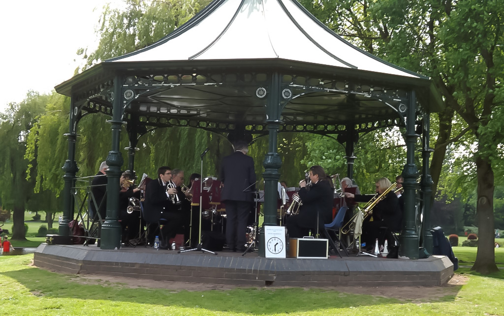 Malvern Hills District Brass Band Profile Pic