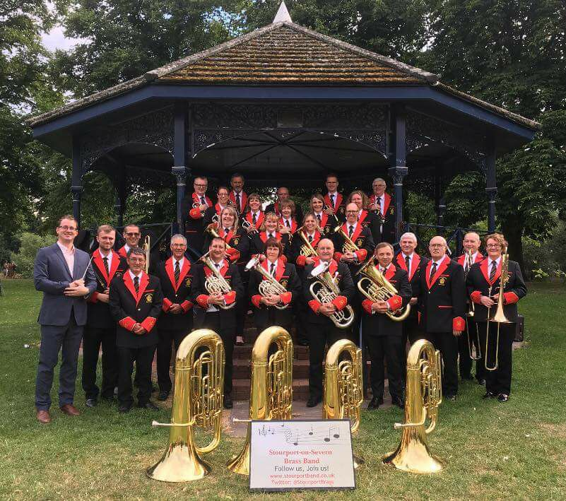 Stourport On Severn Brass Band Profile Pic