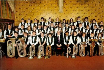 Wigan Youth Brass Band Profile Pic