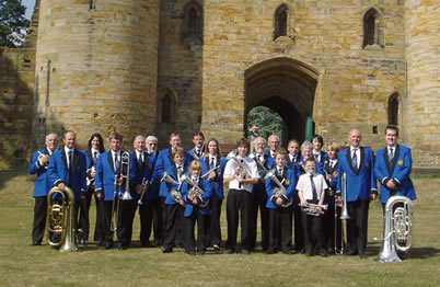 Edenbridge Town Band Profile Pic