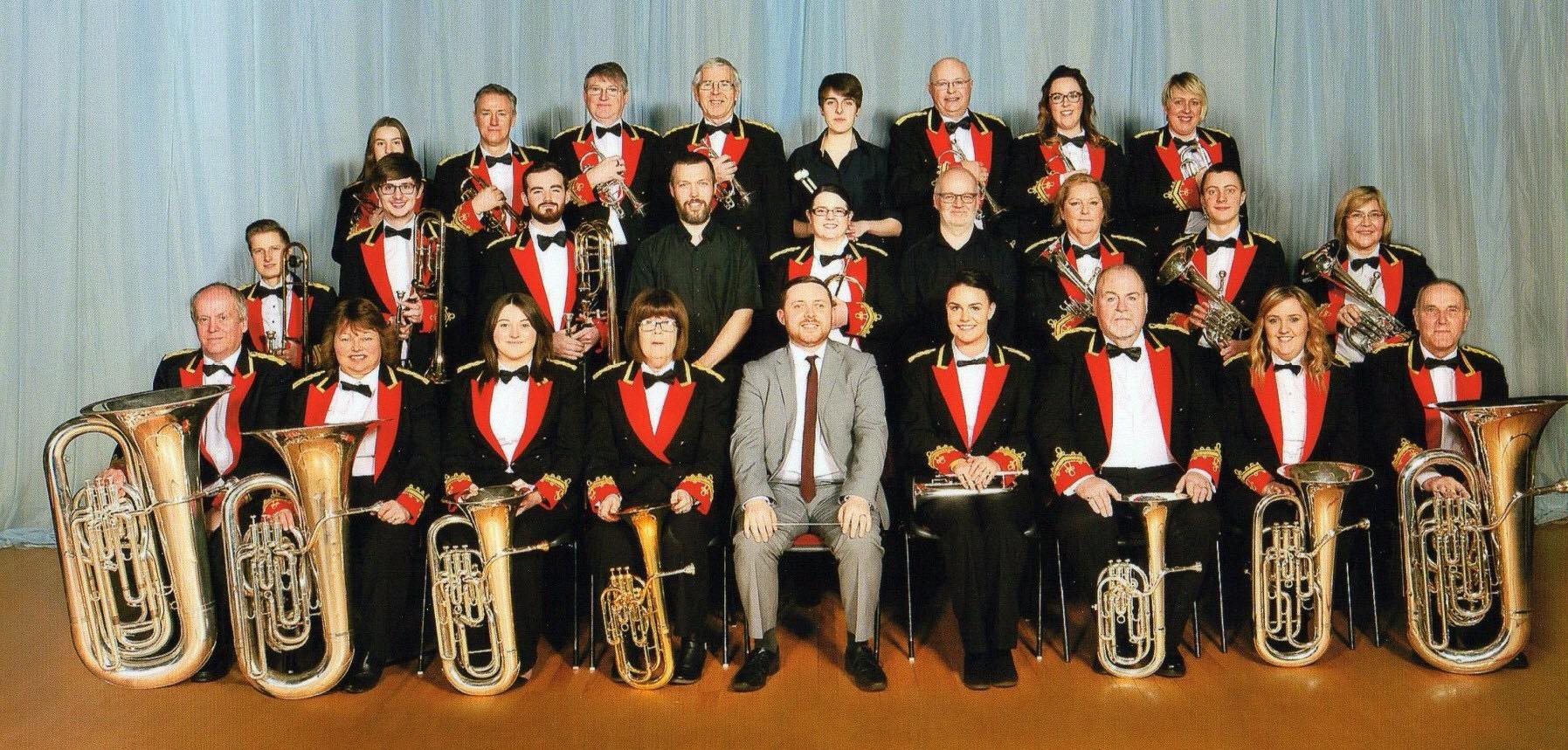 Amington Band Profile Pic