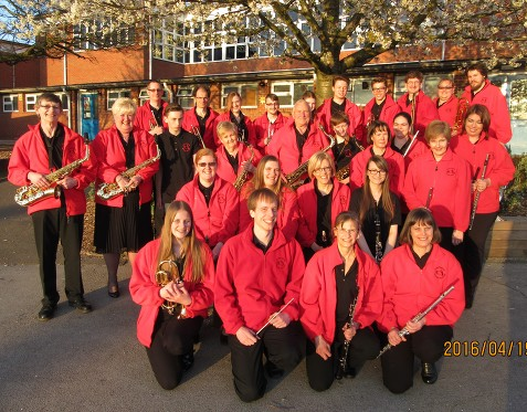 Tamworth Wind Band Profile Pic