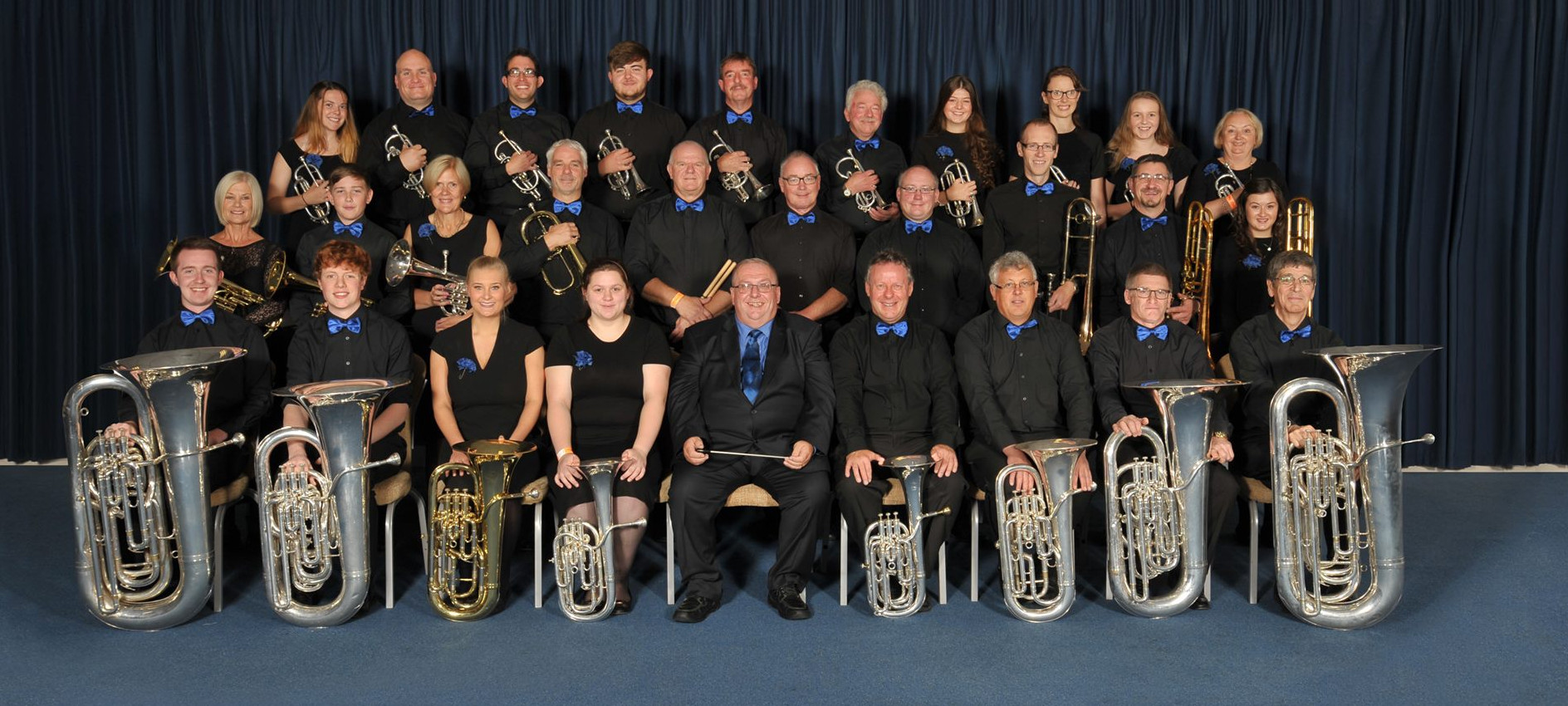 Shirland Welfare Brass Band Profile Pic