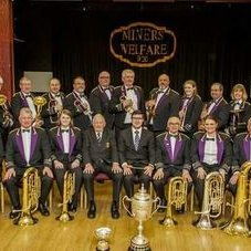 Shirebrook Miners Welfare Band Profile Pic