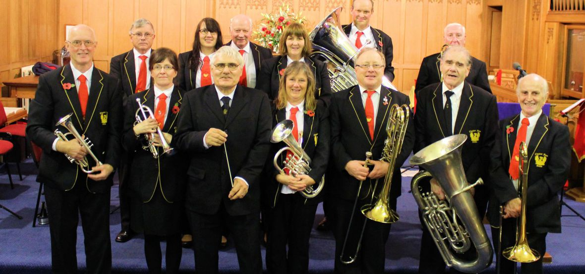 Cleator Moor Brass Profile Pic
