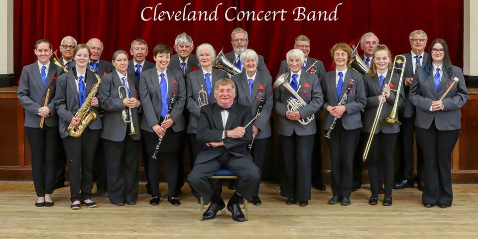 Cleveland Concert Band Profile Pic