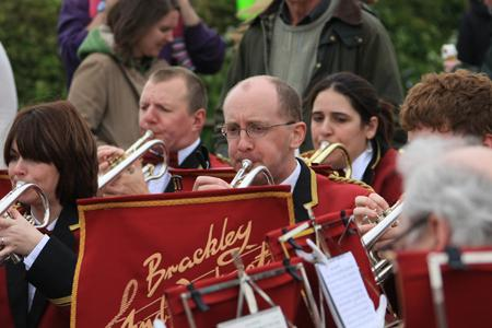 Brackley and District Brass Band Profile Pic