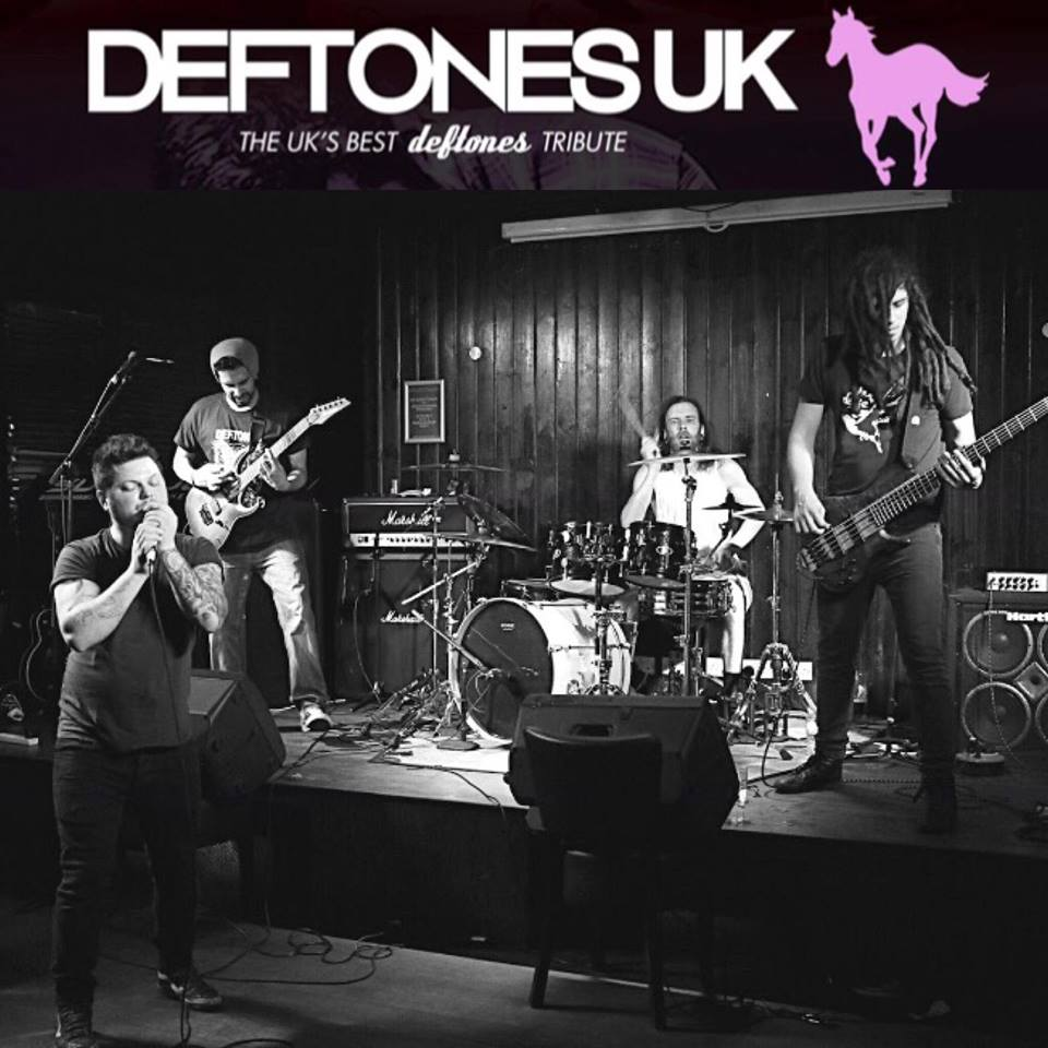 Deftones UK Profile Pic