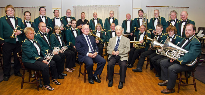 Betteshanger Welfare Brass Band Profile Pic