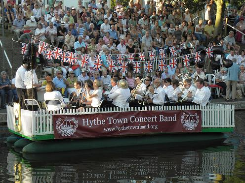 Hythe Town Concert Band Profile Pic