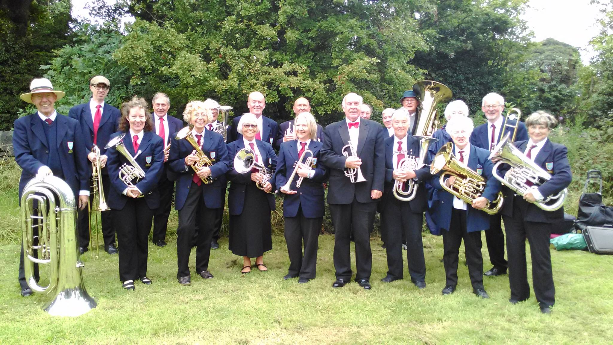 Guiseley Brass Band Profile Pic