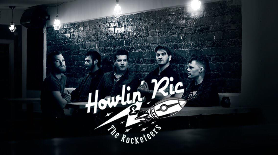 Howlin' Ric and The Rocketeers Profile Pic