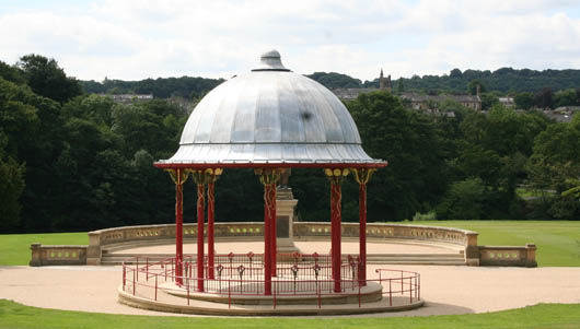 Saltaire Bandstand Profile Pic