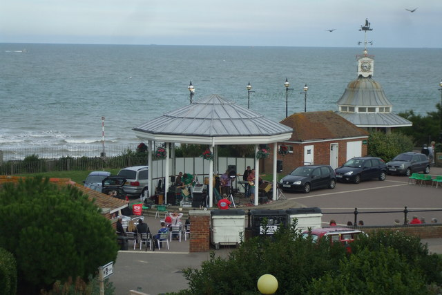 Broadstairs Bandstand Profile Pic