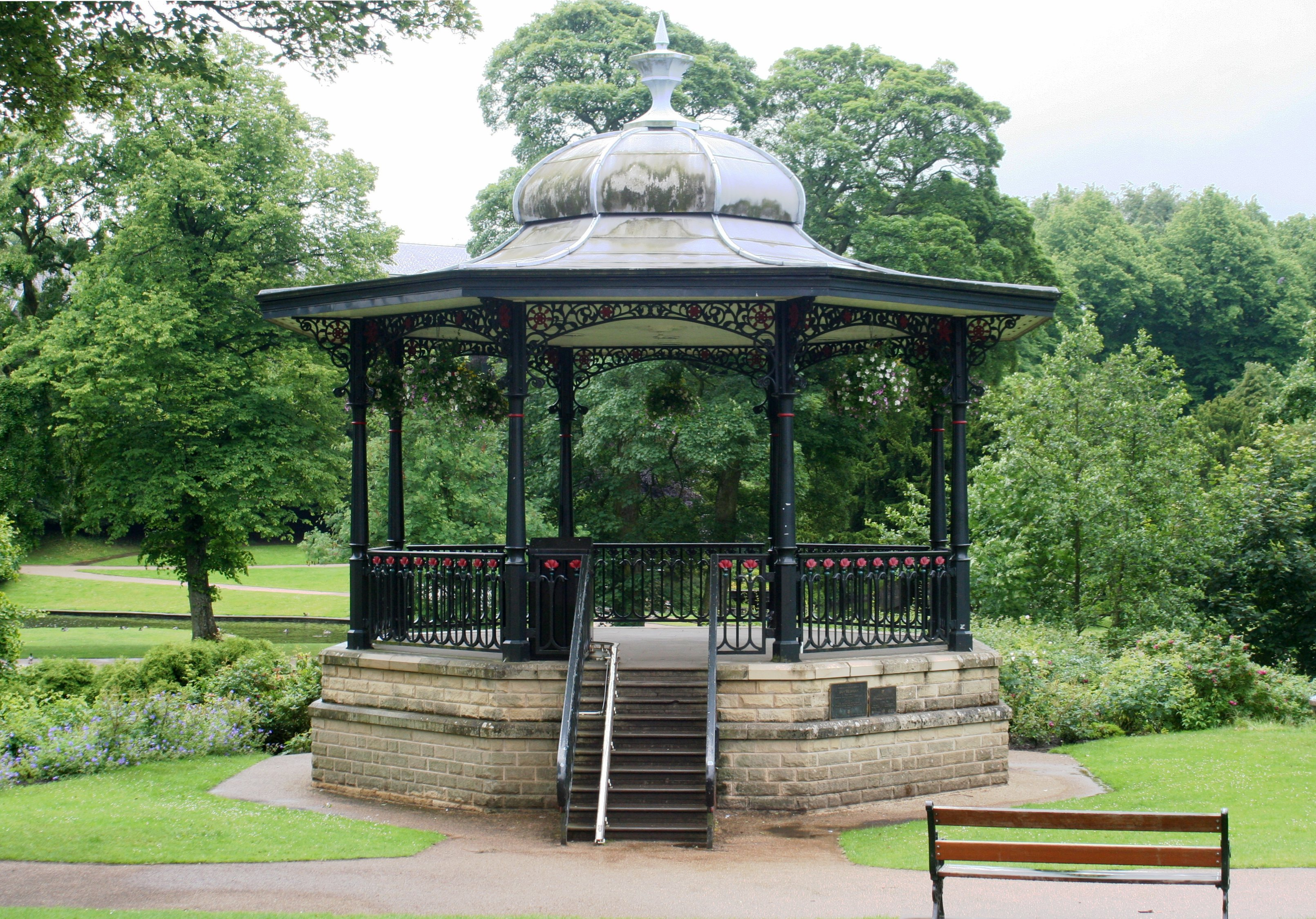 Buxton Bandstand Profile Pic