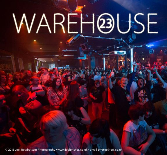 Warehouse 23 Profile Pic