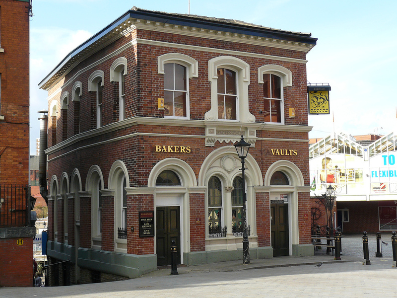 Image result for the baker's vaults stockport