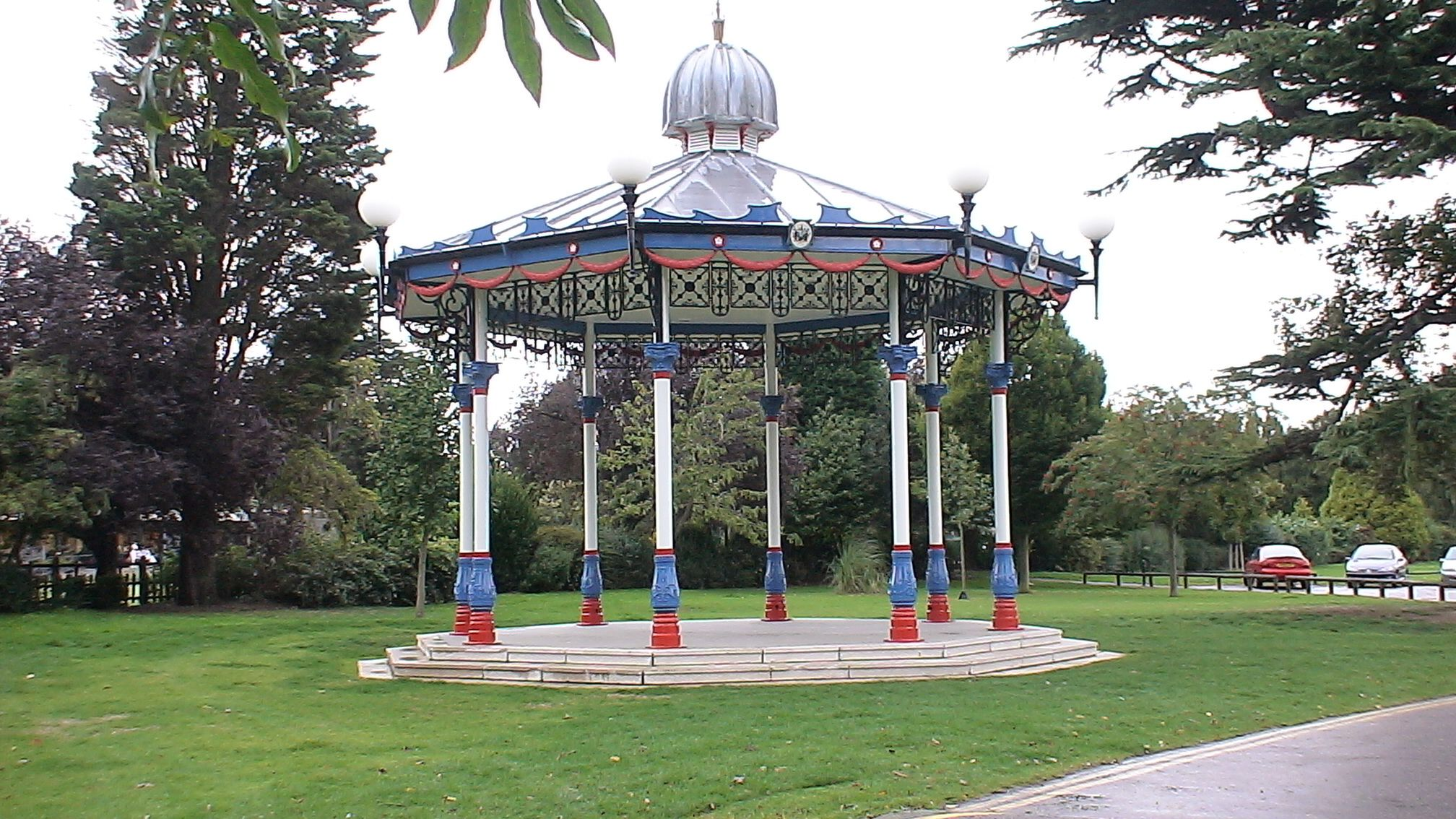 Southend Bandstand Profile Pic