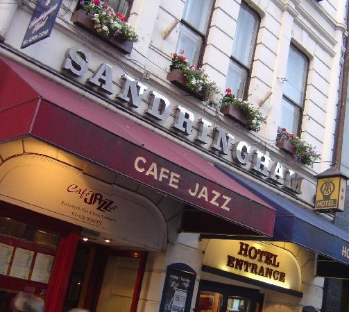 Cafe Jazz Profile Pic