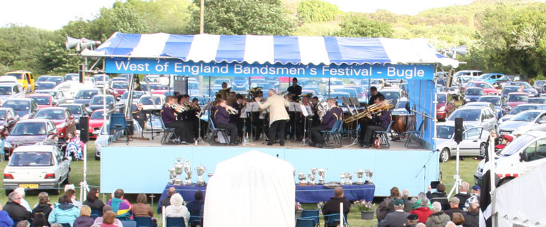 West of England Bandsmens Festival (Bugle Band Contest) Profile Pic