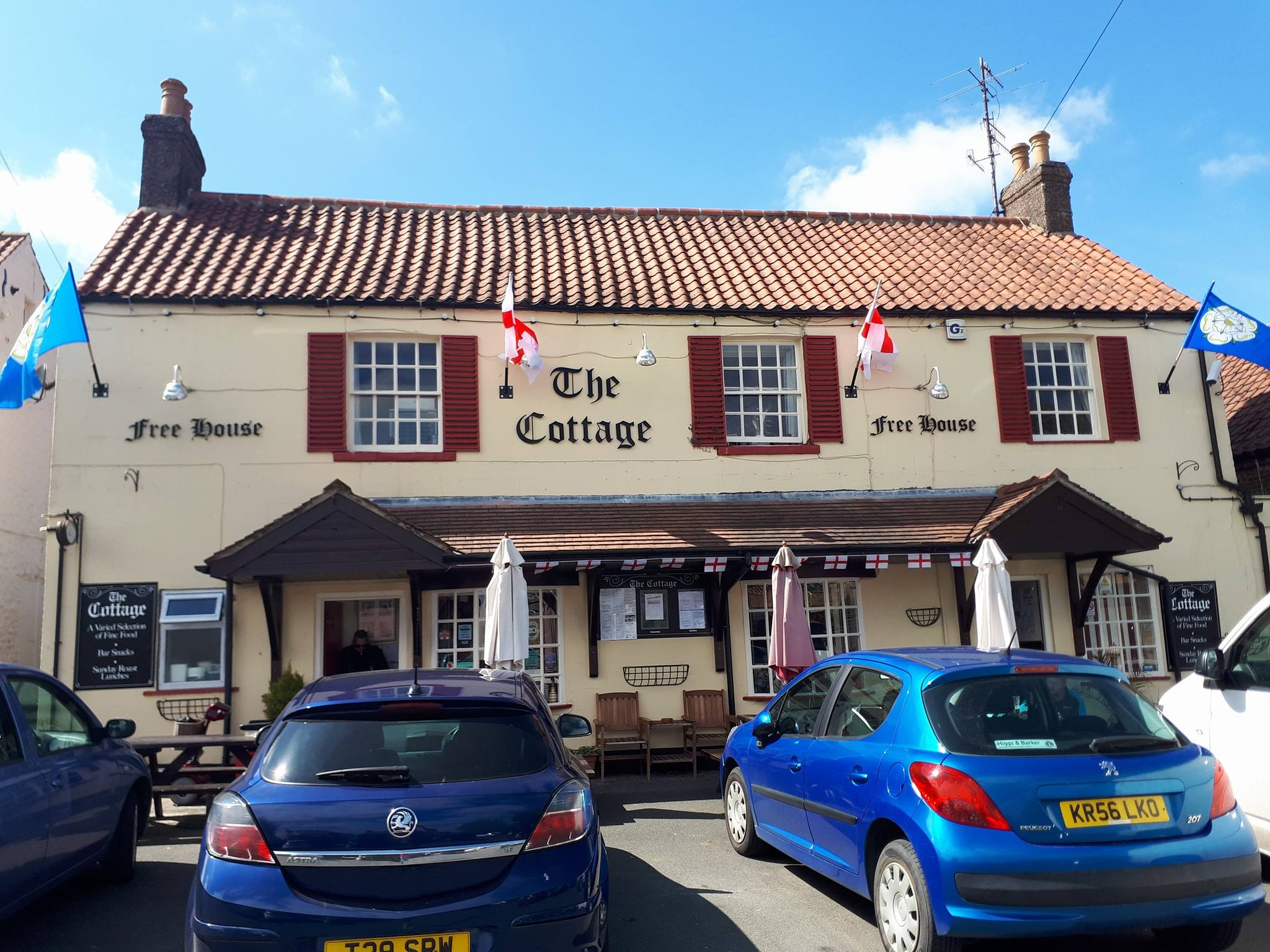The Cottage Inn Profile Pic