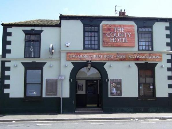 The County Hotel Profile Pic