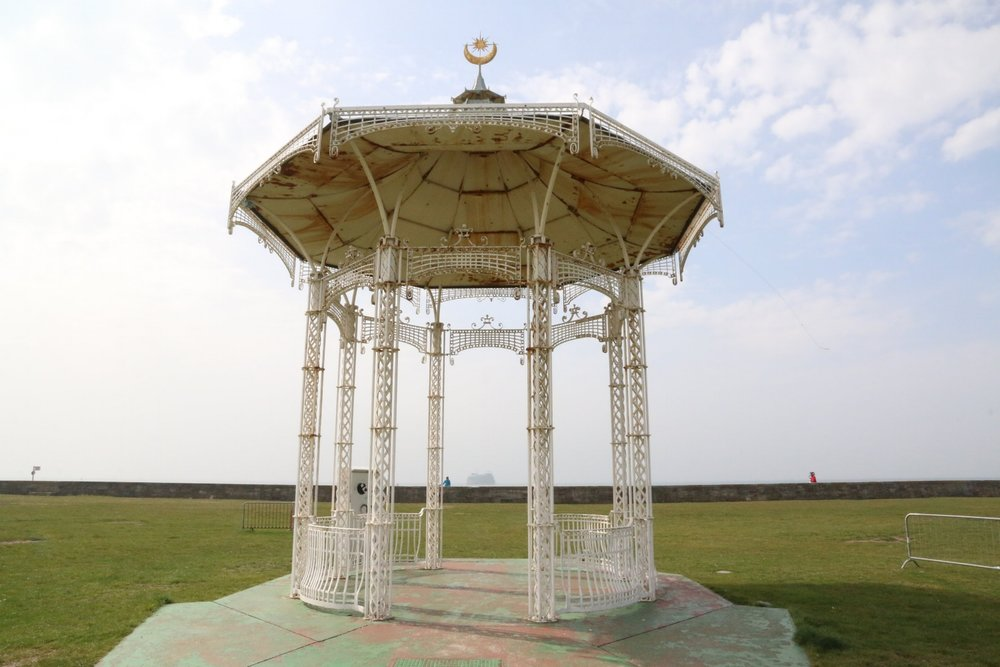 Southsea Bandstand Profile Pic