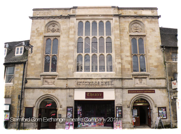 Stamford Corn Exchange Theatre Profile Pic