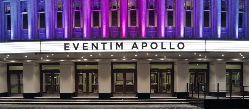 Eventim Apollo Profile Pic