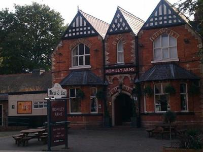 Romiley Arms Profile Pic