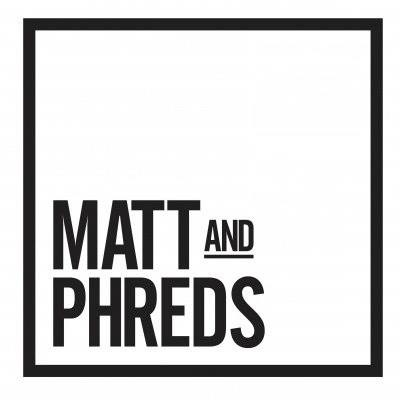 Matt and Phreds Profile Pic